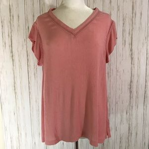 Buffalo David Bitton Blouse | Size Large